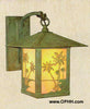 TRB-16PT Wall Mount Light-Palm Tree