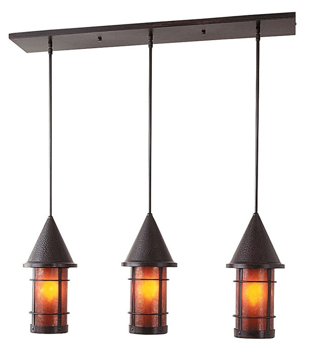 VICH-7/3 In-Line Chandelier