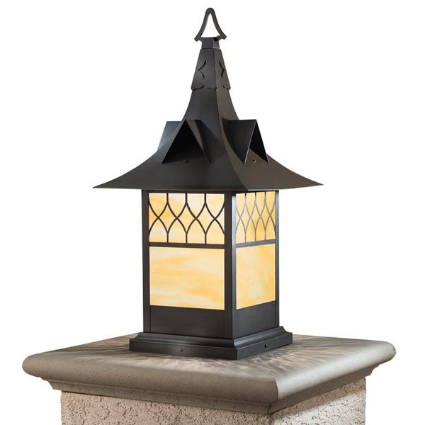 Bridgeview Column Mount Lantern 1046-6