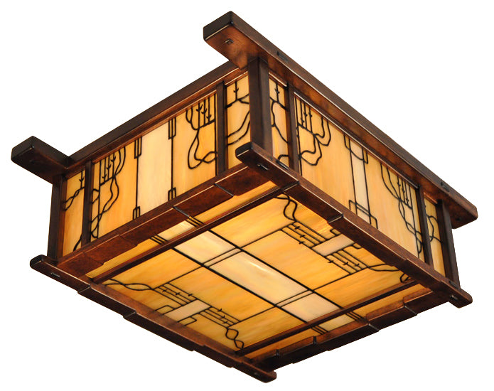 Brighton Flush Ceiling Mount