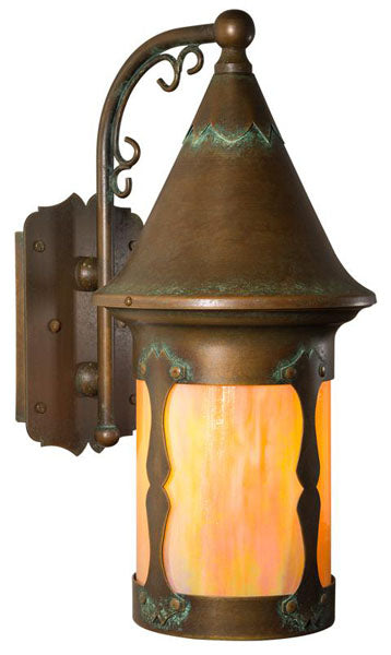 Castle Hill Wall Mount Lantern 1012-1