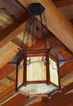 The Hillcrest Chandelier