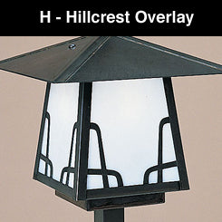 8'' carmel 3 light in-line chandelier with hillcrest overlay