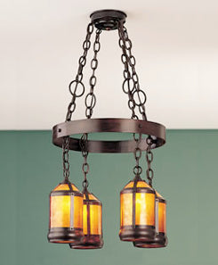 ML-132 Hoop Chandelier