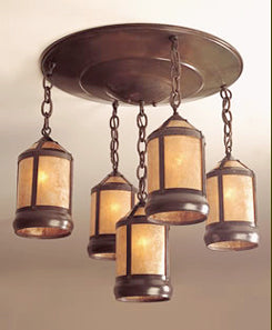 ML-135 Medallion Chandelier