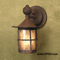 SB16 Jester-Medium Outdoor Wall Lantern