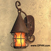 SB52 Knights Wall Lantern-Medium