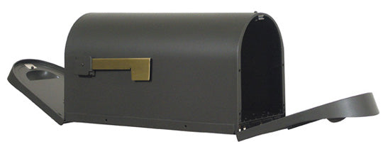 SCC-1008TD Classic Curbside Mailbox with Two Doors