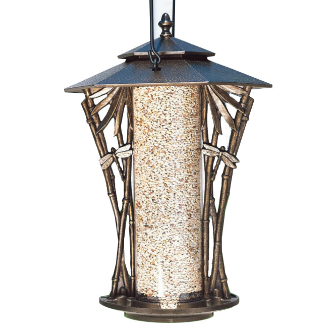 Silhouette Bird Feeder - Dragonfly