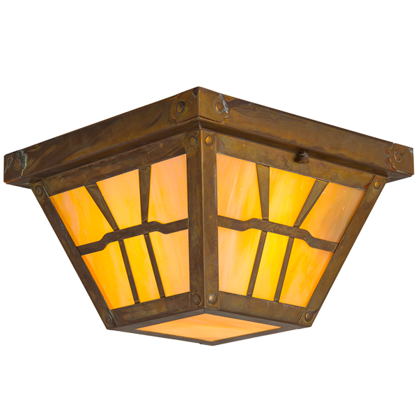 Westmoreland Flush Ceiling Mount Light 124-5