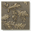 Oak Leaf Tile - French Bronze
