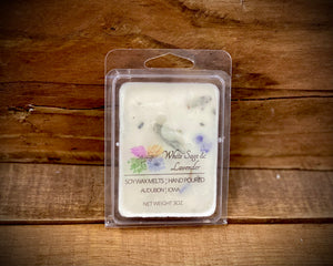 White Sage and Lavender Wax Melt 2.5oz
