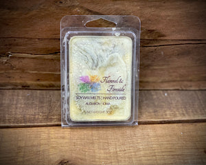 Flannel & Fireside Wax Melts 2.5oz