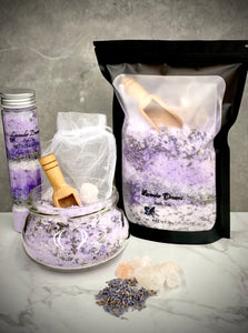 Lavender Dreams Bath Tea