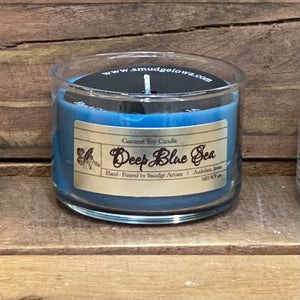 Deep Blue Sea 4oz Mini Tumbler Candle