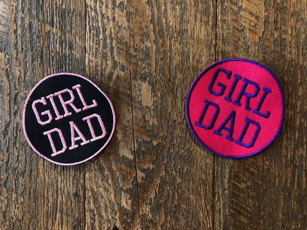 Girl Dad Patch