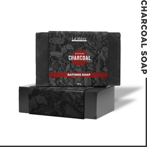 Activated Charcoal Brick Soap