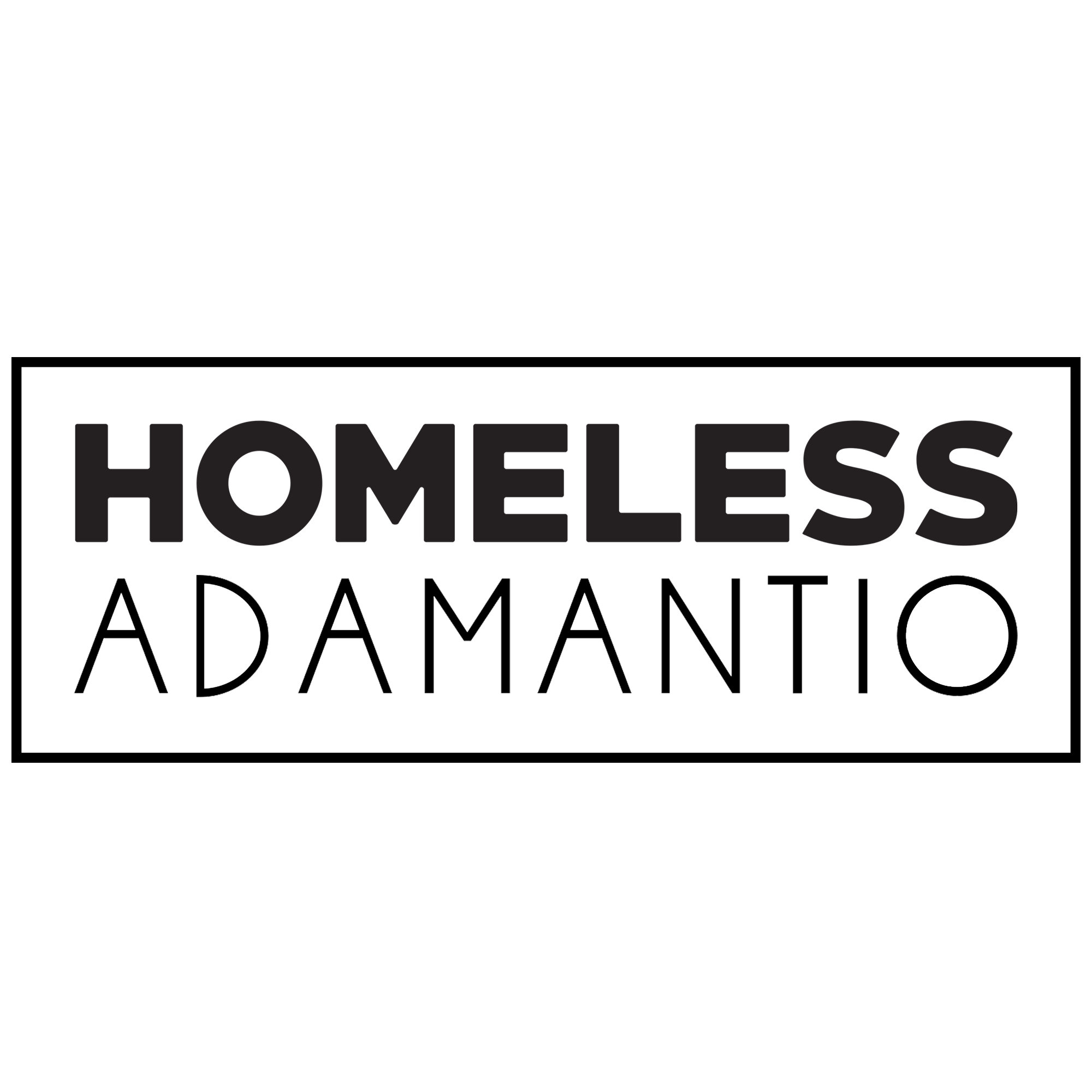Homeless Adamantio