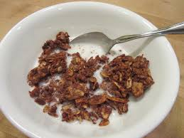 Healthy Breakfast- Caveman Crunch