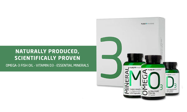 PurePharma 3 supplements for women