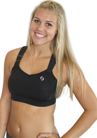Brooks- Juno Sports Bra - Love and Sweat Athletic Wear  - 5