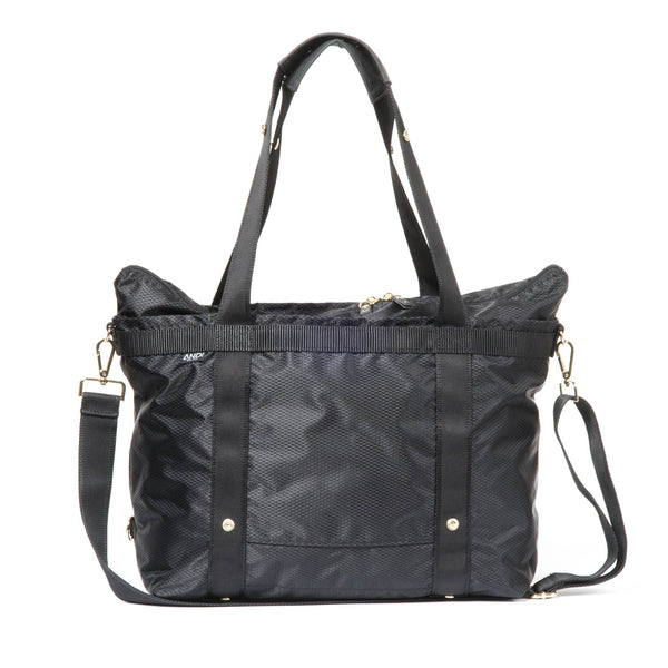 ANDI- Large Black Diamond  Bag