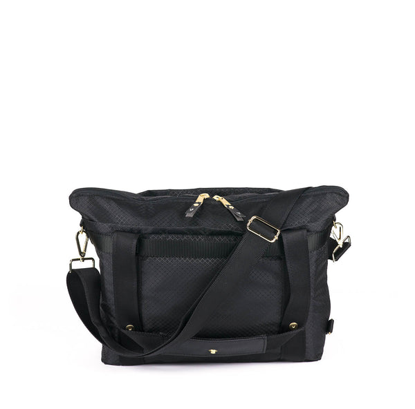 ANDI- Small Black Diamond Bag