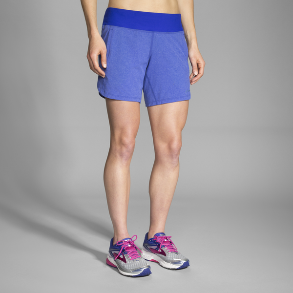 "Brooks Chaser 7"" Shorts"