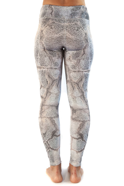 Inspire Printed Leggings- Cracked Up