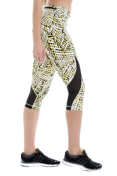 Lole Run Capri - Love and Sweat Athletic Wear  - 1