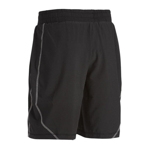 "Tasc Flex 9"" Shorts with Zipper Side Pockets"
