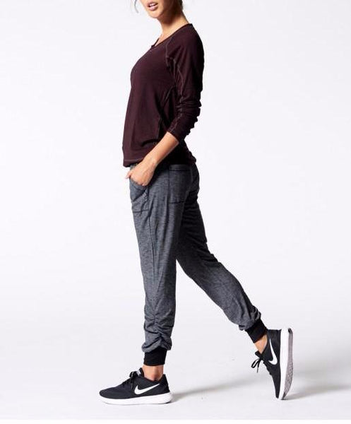 NUX Citizen Sweatpants paired with Madison pullover