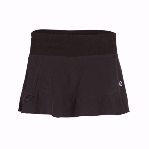 Tasc Rhythm Tennis Skirt Black