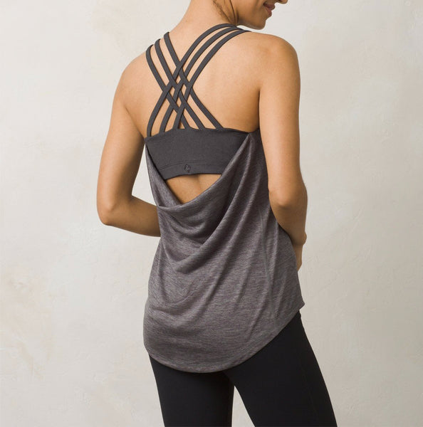 Prana Waterfall Strappy Tank