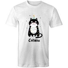 Womens Loose Fit T-Shirt - CatMas