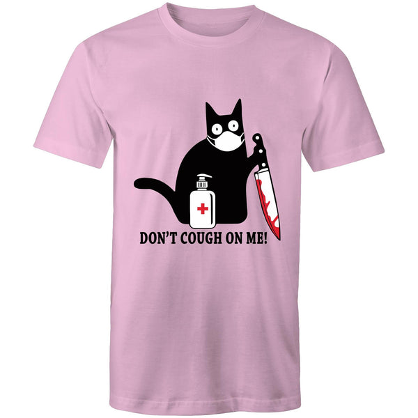 Womens Loose T-Shirt - Don't cough on me.