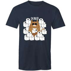 Mens T-Shirt - up to 5XL - Dealer