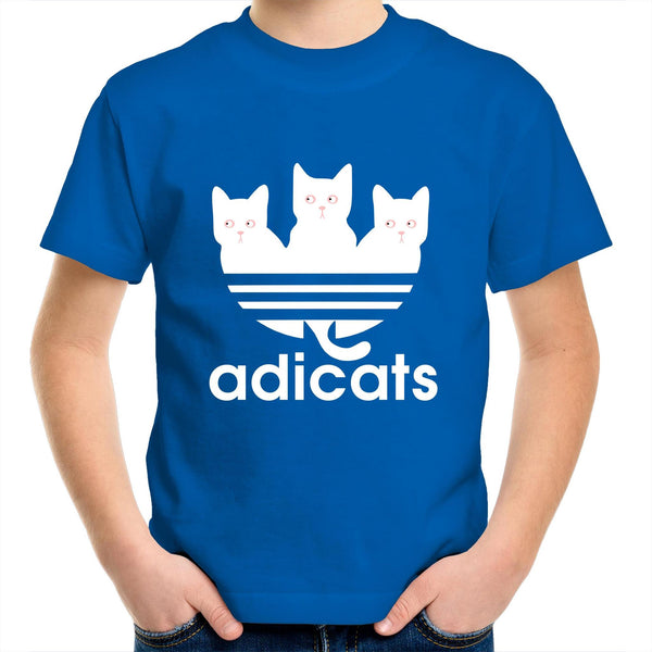 Kid's T-Shirt - Addicats