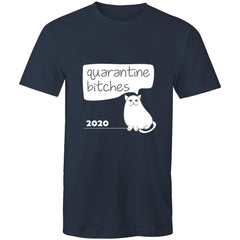 Womens Loose T-Shirt - Quarantine 2020