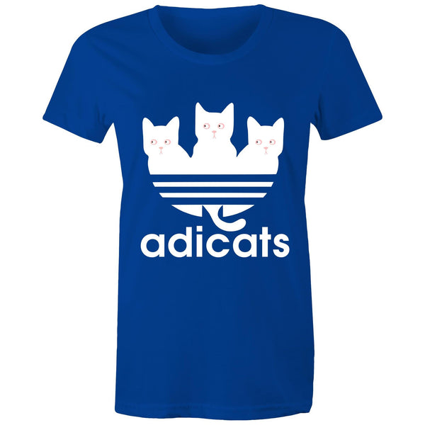 Womens standard T-shirt - Addicats