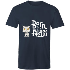 Womens Loose T-Shirt - Born to be Fabulous.