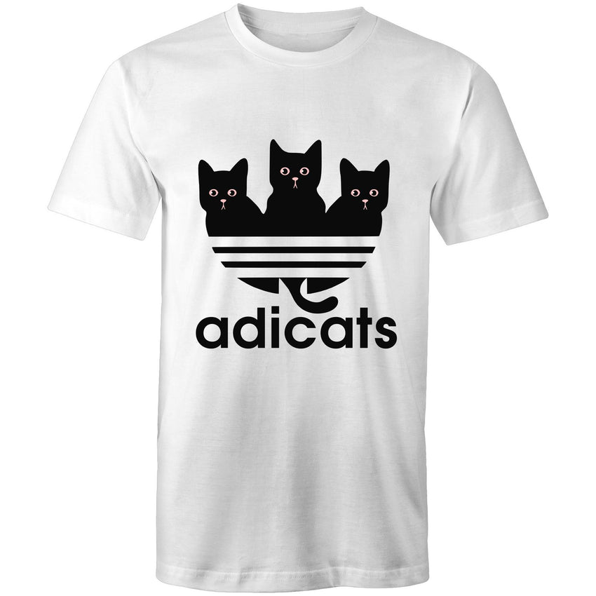 Womens Loose T-Shirt - Addicats