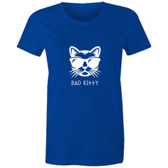 Womens standard T-shirt - Bad Kitty