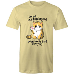 Womens Loose T-Shirt - Im not in a bad mood.