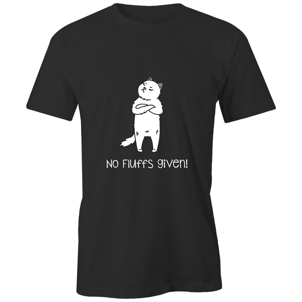 Mens Classic Tee - No Fluffs Given
