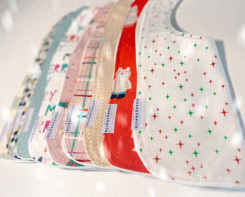 BABY HOLIDAY BIBS