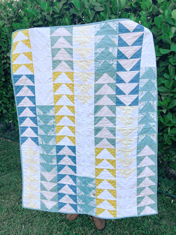Custom Florida Sea Life-Inspired Quilt