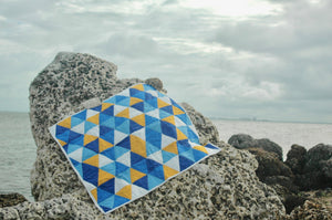 Equilateral Triangles Quilt