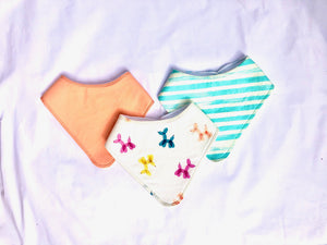 Party Babies Bib Set