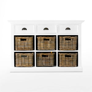 NovaSolo Halifax Buffet with 6 Baskets